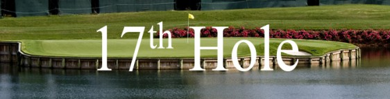 The Hole that strikes fear… at the Players Championship