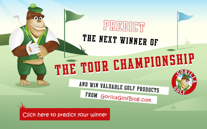 Predict the winner of The Tour Championship
