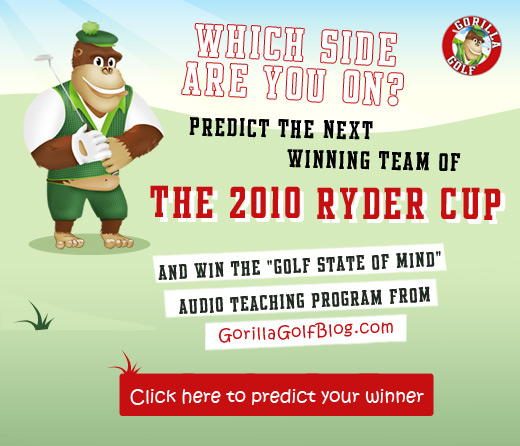 The Ryder Cup predictions