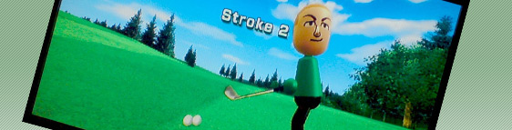 Video Games Can Improve Your Golf Swing