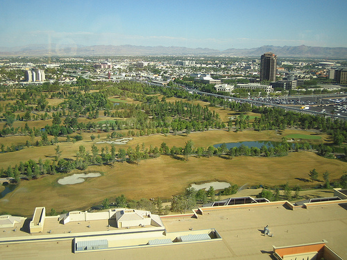 The Wynn Golf Course