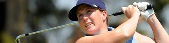 Beth Allen, Professional Lady Golfer with a Heart
