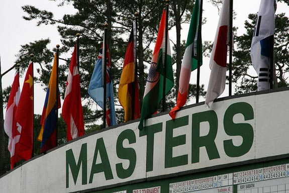 Masters-tournament 2011