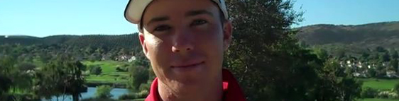 Young Amateur Golfers - Nick Delio