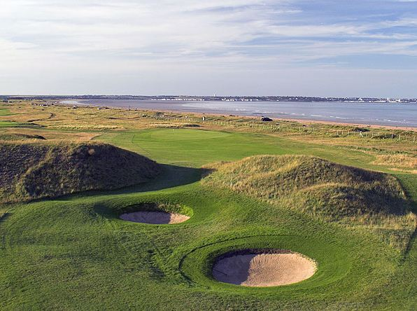 Royal St George links course