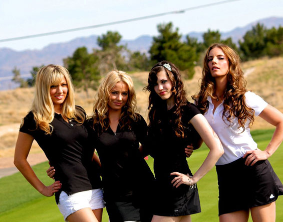Par-Mate-female-caddies-Las Vegas