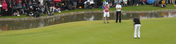 Thomas Björn wins Omega European Masters 2011 in Crans - Montana, Switzerland