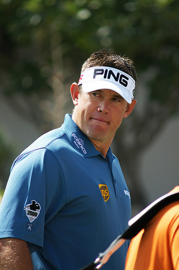 Lee-Westwood-golf equipment
