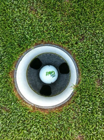 Hole-in-one