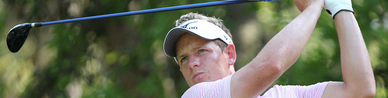 The Golfer and Their Bag: Luke Donald Golf Equipment