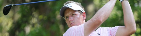 In the golf bag and inside the game of… Luke Donald 2012