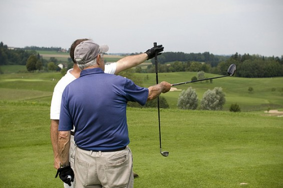 golf tips for golf player