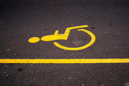 barriers for disabled-golfers