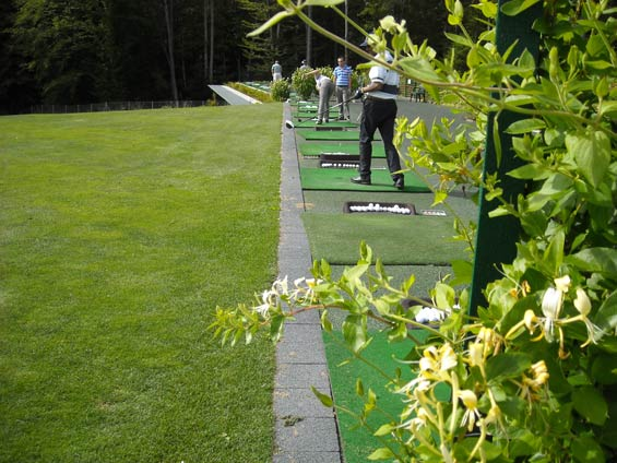 Qualifying System for Amateur Golfers In Switzerland