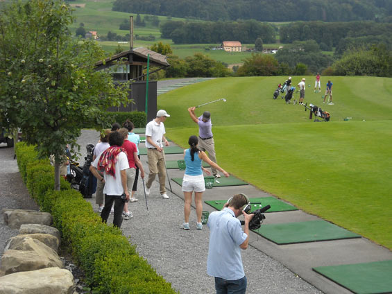 Swiss AP qualification via MyGolf