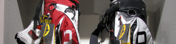 What golf clubs and equipment are suitable for beginner golfers?