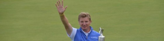 In The Bag: Ernie Els Comeback King and 2012 British Open Champion