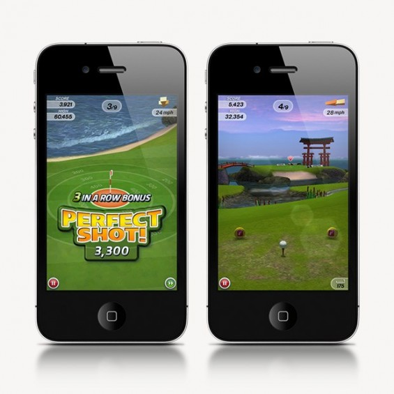 10 of the best Golf App games for iPad, iPhone and Android ...