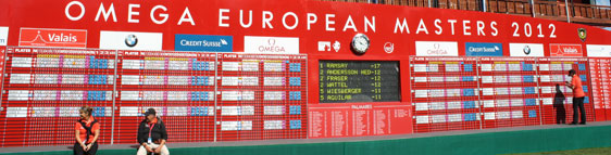 The Omega European Masters at Crans-sur-Sierre: A history