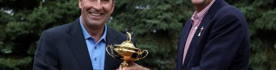 Lots of Love for Clarke's Ryder Cup Appointment
