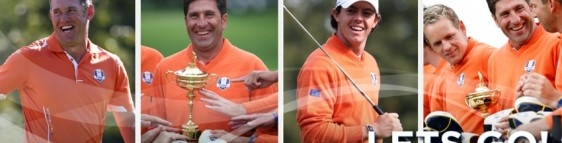 How the 2012 Ryder Cup was won Part Two: The Players & Captains