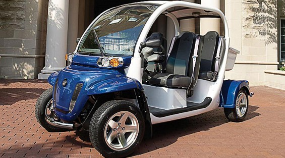 Four Hi Tech Improvements For The Golf Cart Of The Future