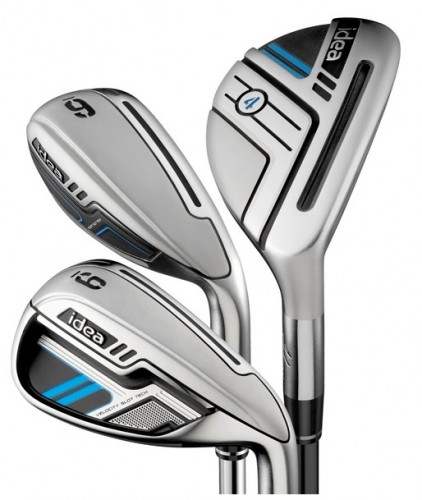Adams Idea Hybrid Irons