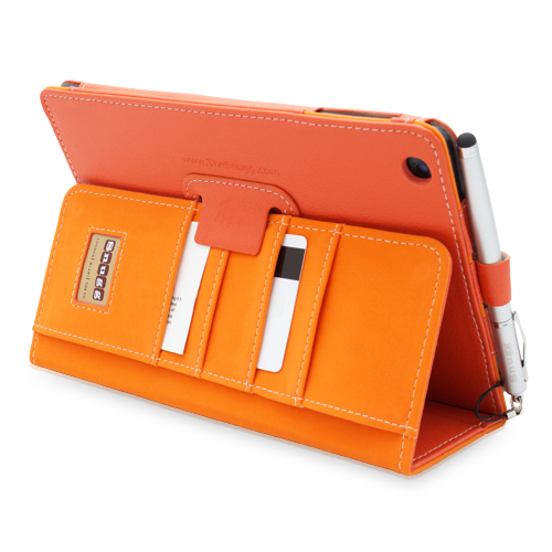 Orange Snugg Apple iPad mini cover