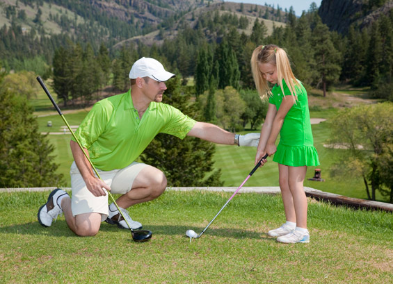 Golf-lessons-for-young-children-and-kids