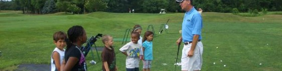 Golf Tuition for Kids
